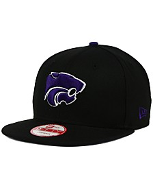 New Era Kansas State Wildcats Core 9FIFTY Snapback Cap