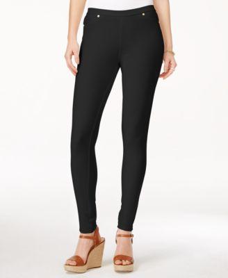 58ef6812697f8 Michael Kors Leggings in Regular & Petite Sizes & Reviews - Women - Macy's