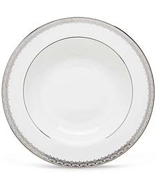 Lace Couture Rim Soup Bowl