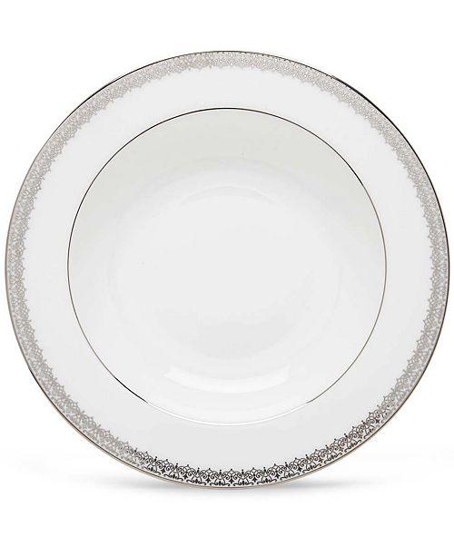 Lenox Lace Couture Rim Soup Bowl
