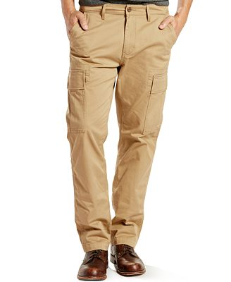 levis174 541� athletic fit cargo pants pants men macys