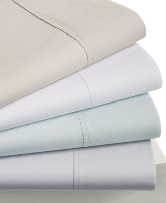 sheet set source last act hotel collection 470 thread count percale supima cotton