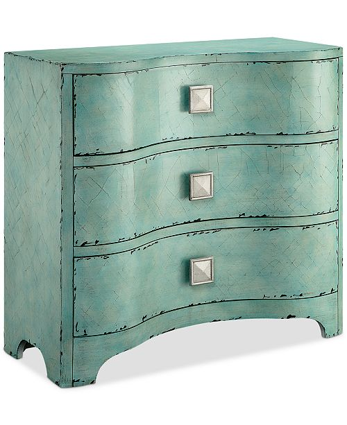 carriage & co. Aiden Chest, Quick Ship