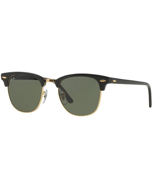 454f737d48 ... Ray-Ban CLUBMASTER Sunglasses
