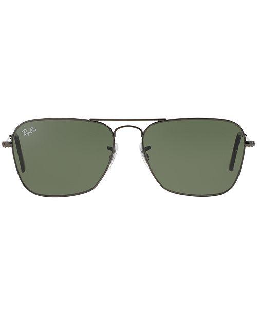 Ray-Ban CARAVAN Sunglasses, RB3136 58 - Sunglasses by Sunglass Hut ... a52930b92d41