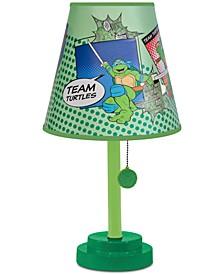 Ninja Turtles Table Lamp