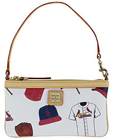 Dooney & Bourke Large Slim Wristlets MLB Collection