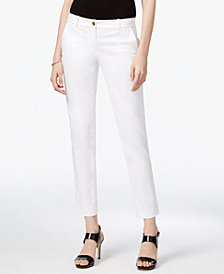 MICHAEL Michael Kors Miranda Skinny Pants in Regular & Petite Sizes