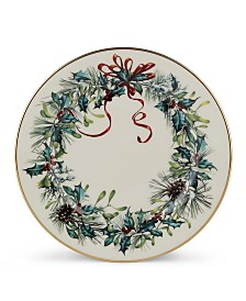 Lenox Winter Greetings Bread & Butter Plate