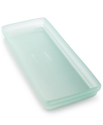 ... Bathroom Accessories. CLOSEOUT! Martha Stewart Collection Sea Glass  Frost Tray, Created For Macyu0027s
