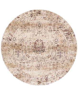 Macy S Fine Rug Gallery Andreas Af 01 Ivory Multi 7 10