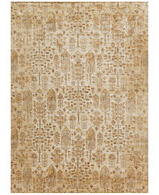 "Macy's Fine Rug Gallery Andreas   AF-11 Antique Ivory 2'7"" x 4' Area Rug"