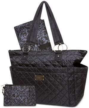 Wendy Bellissimo Oversize Quilted Tote