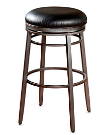 Silvano Counter Height Stool, Quick Ship