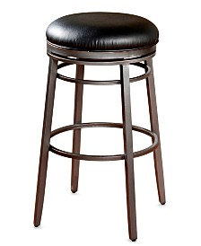 Silvano Bar Height Stool, Quick Ship