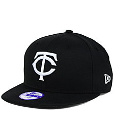 New Era Kids' Minnesota Twins B-Dub 9FIFTY Snapback Cap