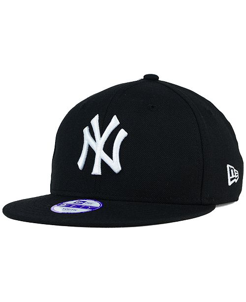 the best attitude 6989b e45df ... Snapback Cap  New Era Kids  New York Yankees B-Dub 9FIFTY Snapback ...