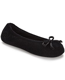 Women's Signature Terry Ballerina Slippers