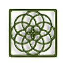 Martha Stewart Collection Collector's Enameled Cast Iron Trivet, Only at Macy's
