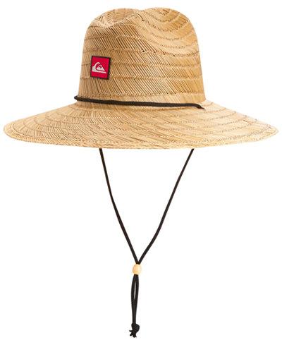 07329cea ... quiksilver mens pierside lifeguard hat hats gloves scarves men on  popscreen