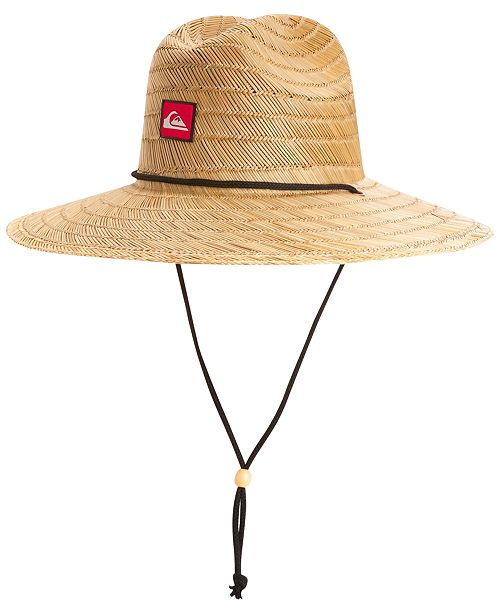 cb37b84b5 Quiksilver Men's Pierside Lifeguard Hat & Reviews - Hats, Gloves ...