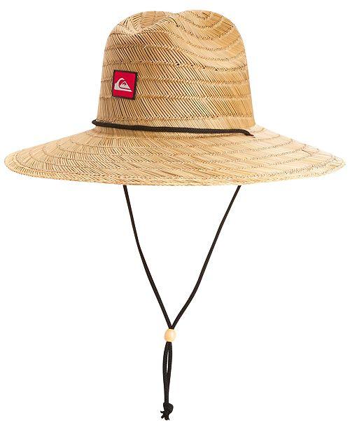 a843f8ae Quiksilver Men's Pierside Lifeguard Hat & Reviews - Hats, Gloves ...
