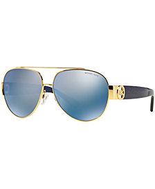 Michael Kors Polarized Sunglasses, MK5012 Tabitha II