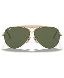 Sunglasses, RB3029 OUTDOORSMAN II