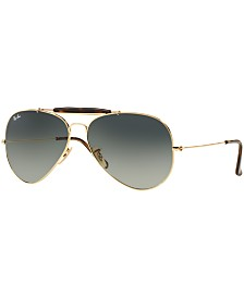 Ray-Ban Sunglasses, RB3029 OUTDOORSMAN II