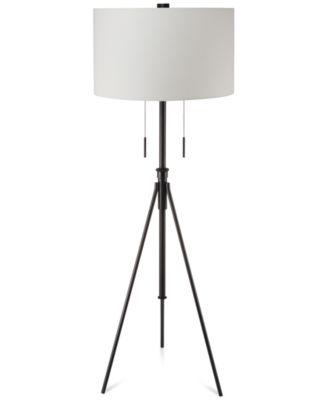Superior Decoratoru0027s Lighting Mantis Adjustable Tripod Floor Lamp