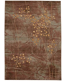 """CLOSEOUT! Somerset Multi Blossom 7'9"""" x 10'10"""" Area Rug"""