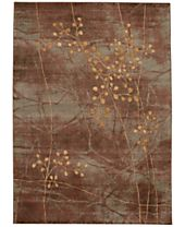 CLOSEOUT! Nourison Somerset Multi Blossom Area Rugs