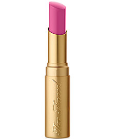 Too Faced La Crème Color Drenched Lip Cream