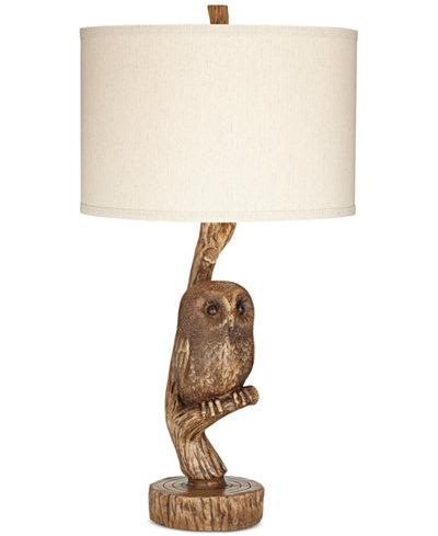 Pacific coast night owl table lamp lighting lamps for the home pacific coast night owl table lamp aloadofball Choice Image