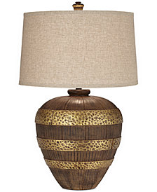 CLOSEOUT! Pacific Coast Woodford Table Lamp