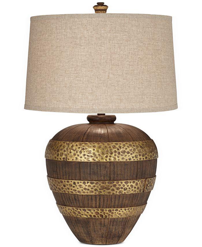 Kathy Ireland - Woodford Reserve Table Lamp