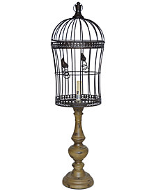 Crestview Birdcage Table Lamp