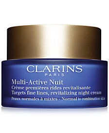Clarins Multi-Active Night Cream, 1.6 oz.