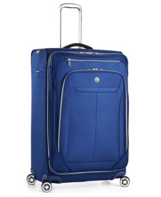 "Image of CLOSEOUT! 60% OFF Revo Evolution 29"" Expandable Spinner Suitcase, Only at Macy's"