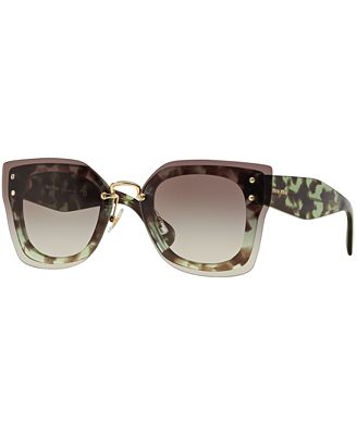 Miu Miu Sunglasses, MU 04RS