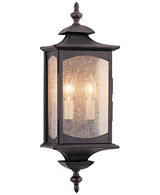 Feiss Market Square 2-Light Wall Lantern