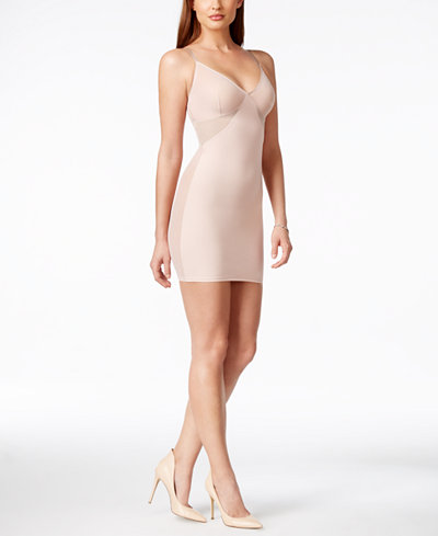 SPANX Light Control Colorblock Slip FS2515