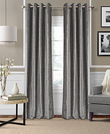 Elrene Victoria Velvet Thermal Curtain Collection