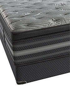 Beautyrest Black Suri Ultra Plush Pillow Top Twin XL Mattress