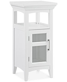 Hayde Floor Storage Cabinet, Quick Ship