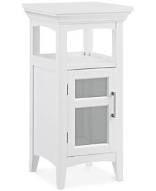 Hayde Floor Storage Cabinet, Quick Ship