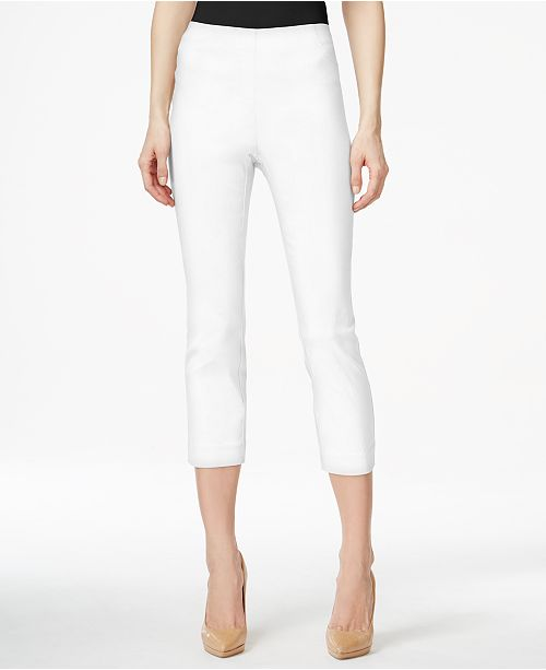Style & Co Pull-On Capri Pants, Created for Macy's