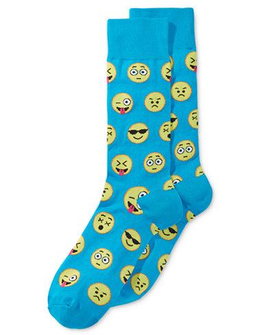 emoji socks - photo #12