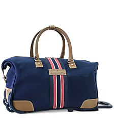 Tommy Hilfiger Freeport Rolling City Bag, Created for Macy's