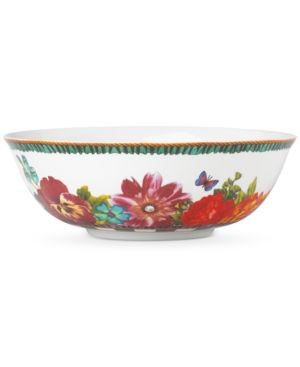 Lenox Melli Mello Eliza Stripe Collection Serving Bowl, Exclusively available at Macy's 2711670